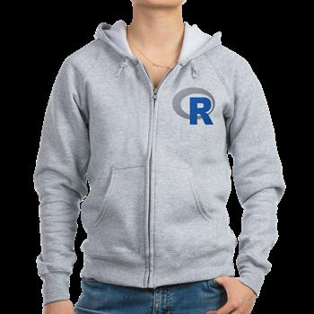 R Programming Logo Hoodie