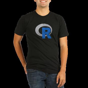 R Programming Logo T Shirt